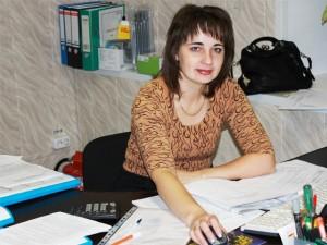 Глава Целинного сельсовета - Морозова Татьяна Ивановна